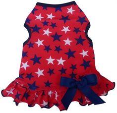 Red White Blue Stars