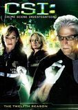 CSI: Crime Scene Investigation - The Twelfth Season [6 Discs] [DVD]