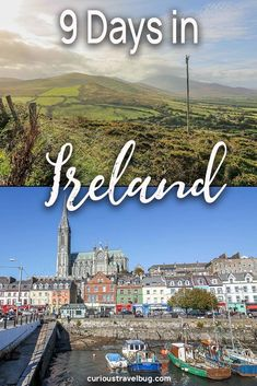 Plan a 9 day trip to Ireland without a car to top destinations including Dublin, Killarney National Park, Wicklow National Park, Cork, and Kilkenny. Also includes alternative suggestions for your budget friendly itinerary including Galway. Europe Travel Guide, Travel Guides, Europe Budget, Budget Travel, The Road, Ireland Vacation, Ireland Travel, Scotland Travel, European Destination