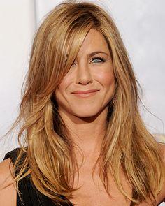 Haare von Jennifer Aniston
