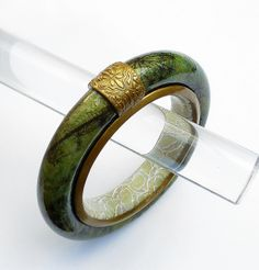 Forest Bangle by papagodesign, via Flickr
