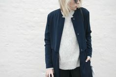HOW TO WAER A NAVY COAT FOR SPRINGYOU MAY ALSO LIKE