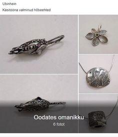 b56e820f5d1 Ubinhein - hõbeehted | Eesti loodus | Jewelry, Brooch, Fashion