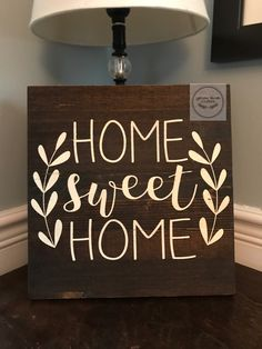 Chalkboard Quotes, Art Quotes, Sweet Home, Signs, Home Decor, Homemade Home Decor, House Beautiful, Shop Signs, Sign