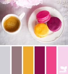 Design Seeds | color trend: cosy
