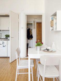 Haaveena lautalattia   Koti ja keittiö