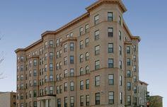 Olympia apartments, D.C.
