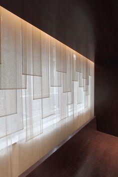 Ravi Design, British Columbia - Creation Baumann Installation in NYC. Woeller Group