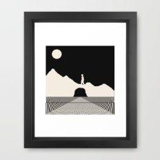 Overcoming Framed Art Print