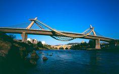 Ourense puente millenium
