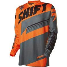 Shift 2016 Assault Orange Jersey