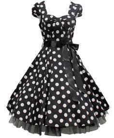 H&R London Black & White Big Polka Dot 50's Swing Dress (XXLarge) H&R London,http://www.amazon.com/dp/B00GGZS6ZY/ref=cm_sw_r_pi_dp_Ypj2sb0MAFX0DXAK