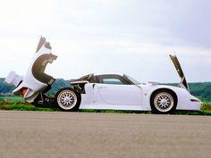 1996 Porsche 911 GT1 Straßenversion (993)