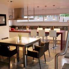 CASA RC: Cocinas de estilo Moderno por ESTUDIO GEYA