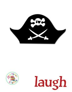 Childrens Pirate Bedroom Signs.