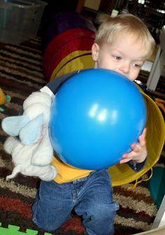 Balloon Activity Course!