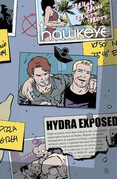 All New Hawkeye (Vol. 2)  #3