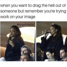 Lol if this isn't me! Some in particular should hope to never cross me in person. Patience is everything (: