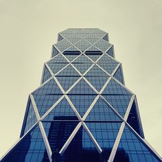 The Hearst Tower. Photo by Alejandra Garibay