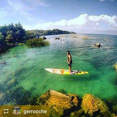 #Follow @gerrocche: #paddleboarding at #Lake #Atitlan #Guatemala #ILoveAtitlan #AmoAtitlan #Travel ##LakeAtitlan http://OkAtitlan.com