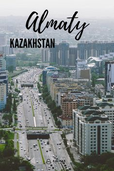 Almaty - Top Places to See: Visit the former capital & the largest city in Kazakhstan. Major highlights to visit during a city tour and travel tips Asia Travel, Time Travel, Travel Photos, Travel Tips, Travel Guides, Kazakhstan Travel, Top Place, Bangkok, Family Travel