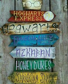 Tu dices hogar, yo digo Hogwarts