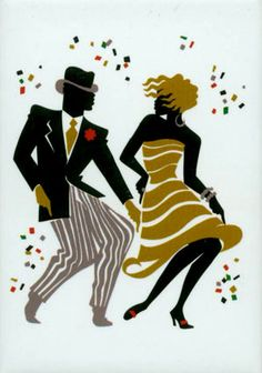 jitterbug dance poster ...