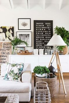 Tropical Home :: Paradise Style :: Living Space :: Dream Home :: Interior + Outdoor :: Decor + Design :: Free your Wild :: See more Tropical Island Home Style Inspiration