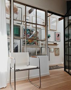 my scandinavian home: 15 Small Space Hacks To Learn From a Beautiful Danish Home Interior Windows, Interior Door, Home Interior Design, Interior Architecture, Interior Paint, Loft Design, House Design, Scandinavian Home, Home And Living