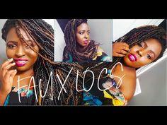 FAUX LOCS NEW METHOD LAYERING COLOURS!!! Umbrella Lights, Marley Hair, Hair Beads, Faux Locs, Hair Videos, My Hair, Layering, Natural Hair Styles, Colours