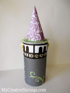 My Creative Stirrings: Tangled (Rapunzel) Party Favor or Gift