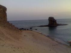 قرية فقم  ساحل النوبة السياحي الجميل