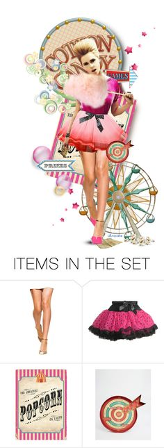 """""""The Sweet Life"""" by ultracake ❤ liked on Polyvore featuring art, contest, sweets, dolls, promo and ultracake"""
