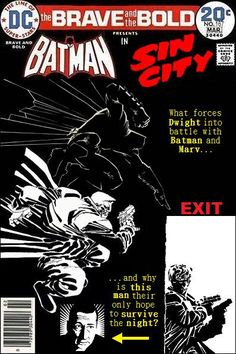 A blog featuring covers to imaginary comic books featuring the greatest team ups that never happened... but should have!