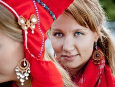 Elle Valkeapää Handicraft, Arctic, Finland, Reindeer, Culture, Jewellery, History, Hair Styles, Modern