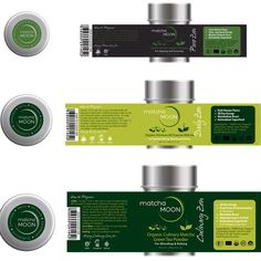 Create an Awesome Product Label for a New Brand of Japanese Tea Design by sarapaheylo