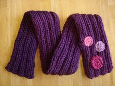 Keep baby dressed to the nines with the Her Royal Highness Scarf. This is one beautiful scarf knitting pattern designed with baby in mind. Featuring just a simple ribbing from top to bottom, this knitted scarf is as great a starting point as any for knitters looking to learn how to knit a scarf.