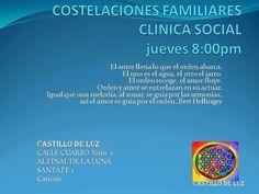 Constelaciones, clínica social.