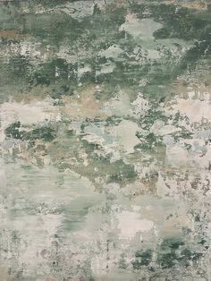 Surface designs - distressed walling in Savanna green impasto - Hand applied in situ finish - INTERIOR WALLS – FEATURE WALLS – CEILINGS.