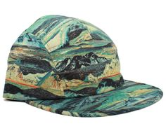 Liberty 5 Panel Cap by BEAUTY & YOUTH