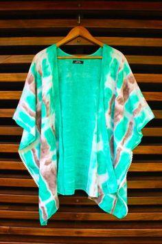 WAANIH kimonos made in Tahiti