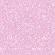 Розовый обои Сток Вектор Стоковая фотография