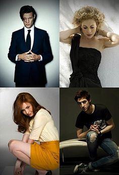 ♥ Love Doctor Who ♥  ~Matt Smith, Alex Kingston, Karen Gillian, Arthur Darvill~