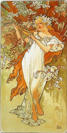 10 Famous Alphonse Mucha Paintings | Cuded