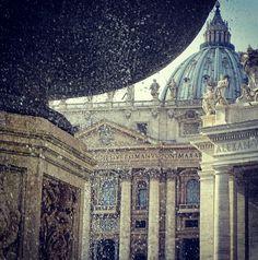 Drops in San Pietro.