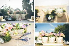 Wedding Series III: Decoración floral de nuestra boda (estilo vintage). http://www.marleahmakeup.com/2014/09/wedding-series-iii-decoracion-floral-de.html