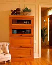 Millennium Collection Contemporary Barrister Bookcases
