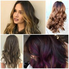Popular Brown Hair Colors for 2017