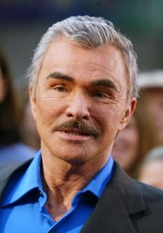 Burt Reynolds Facelift Plastic Surgery Before and After Famous Mustaches, Doug Mcclure, Tess Gerritsen, Burt Reynolds, Smokey And The Bandit, Johnny Carson, Bob Hope, Thriller Film, Best Supporting Actor