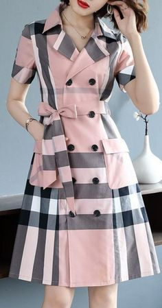 Trench Coat Outfit For Spring - FashionActivation Summer Formal Dresses, Formal Dresses For Women, Casual Dresses, Fashion Dresses, Maxi Dresses, Chiffon Dresses, Ladies Dresses, Elegant Dresses, Pretty Dresses